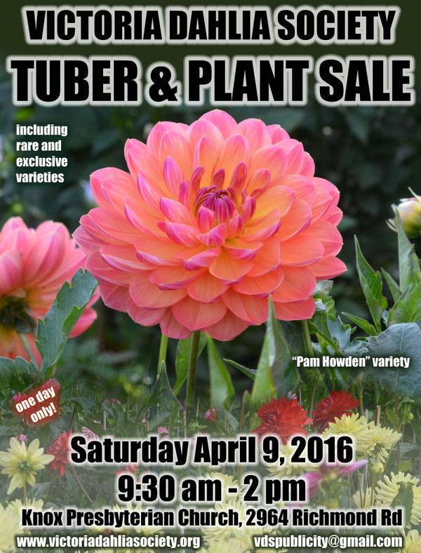 2016 tuber sale poster Final web